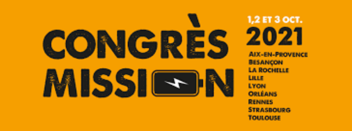 En route vers le Congrès Mission 2021 - Diocèse d'Aire-et-Dax